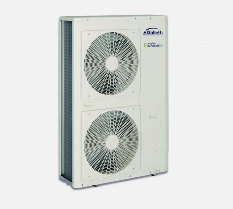 Galletti - Air to Water Heat Pumps